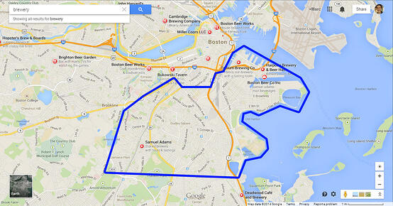 Breweries in South Boston, INBOUND 2014