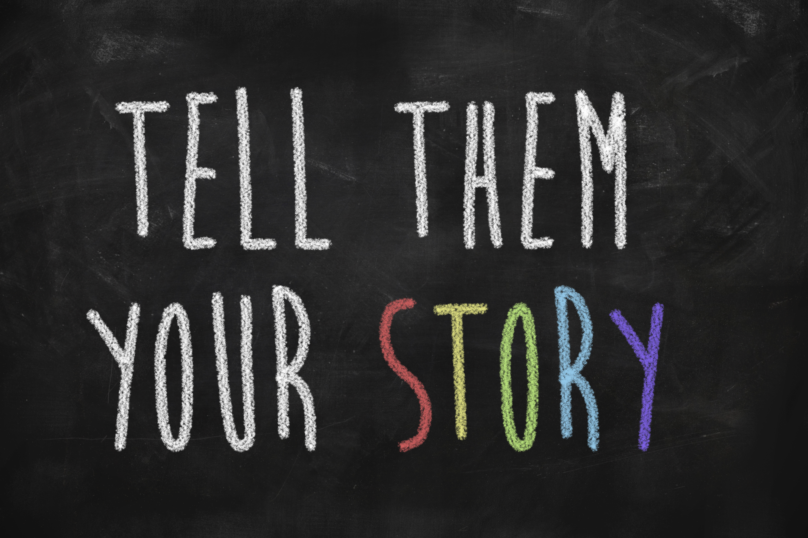 tell your story with content marketing