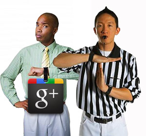 Google Plus for business is essential to get found.