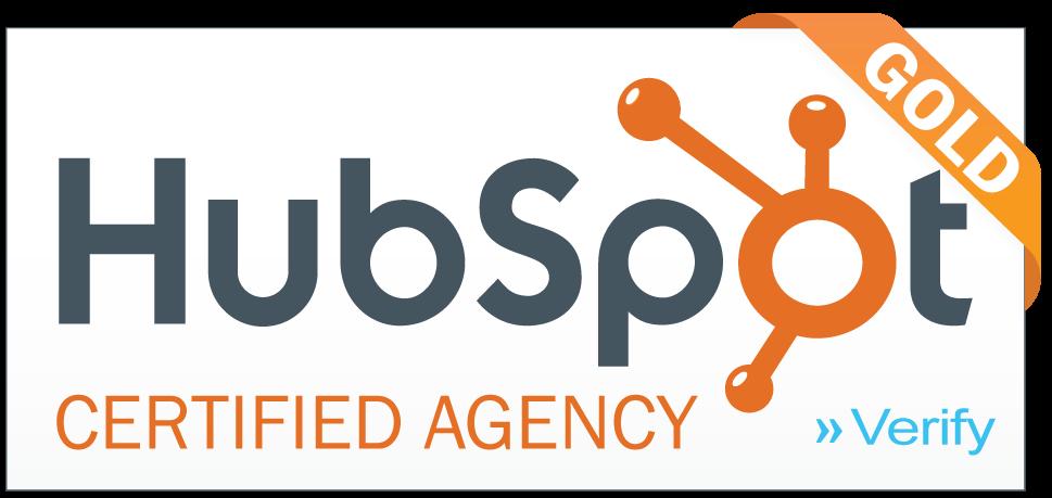 hubspot gold agency