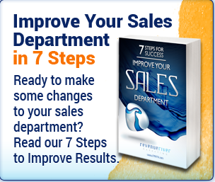 7 Steps to Improve Your Sales