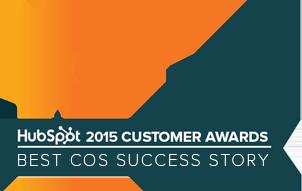 2015 Best COS Web Success Award