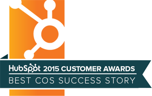 2015 Best COS Web Success Award