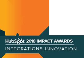 2018 Integrations Innovation Grand Prize