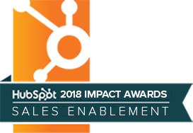 2018 Sales Enablement Grand Prize