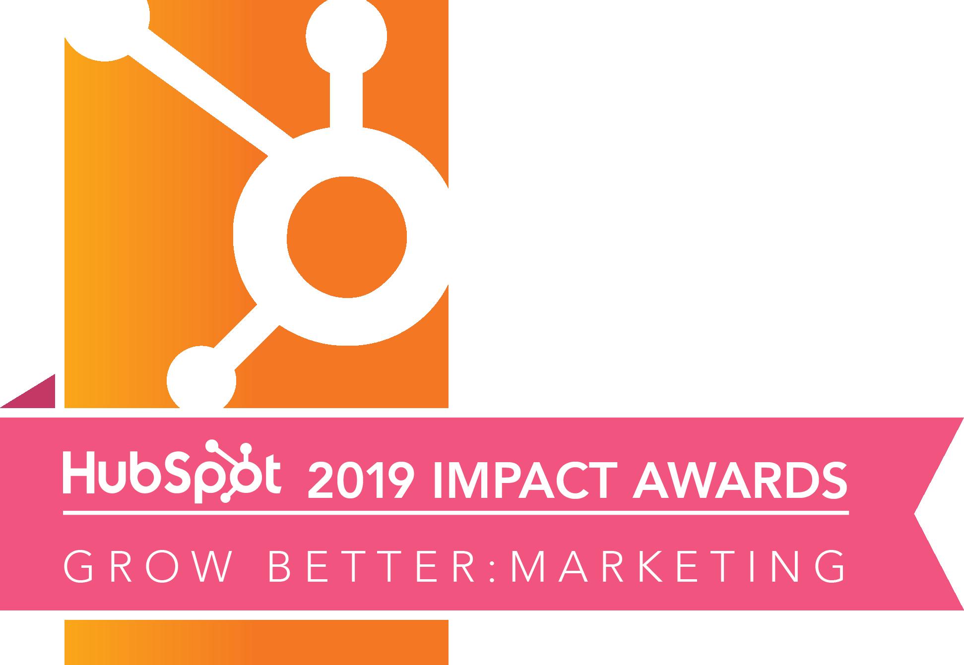 2019 Grow Better Marketing Award