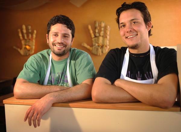 Matt Chandra & Ben Jacobs