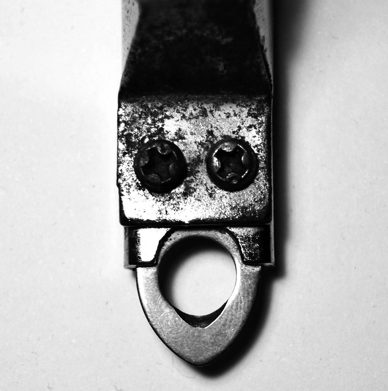 pareidolia bracket face