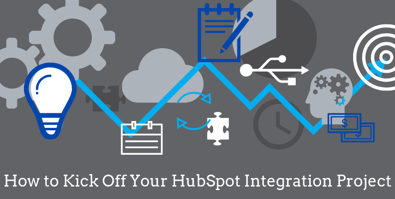 how to begin hubspot integration