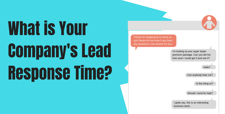 What is your company's response time?