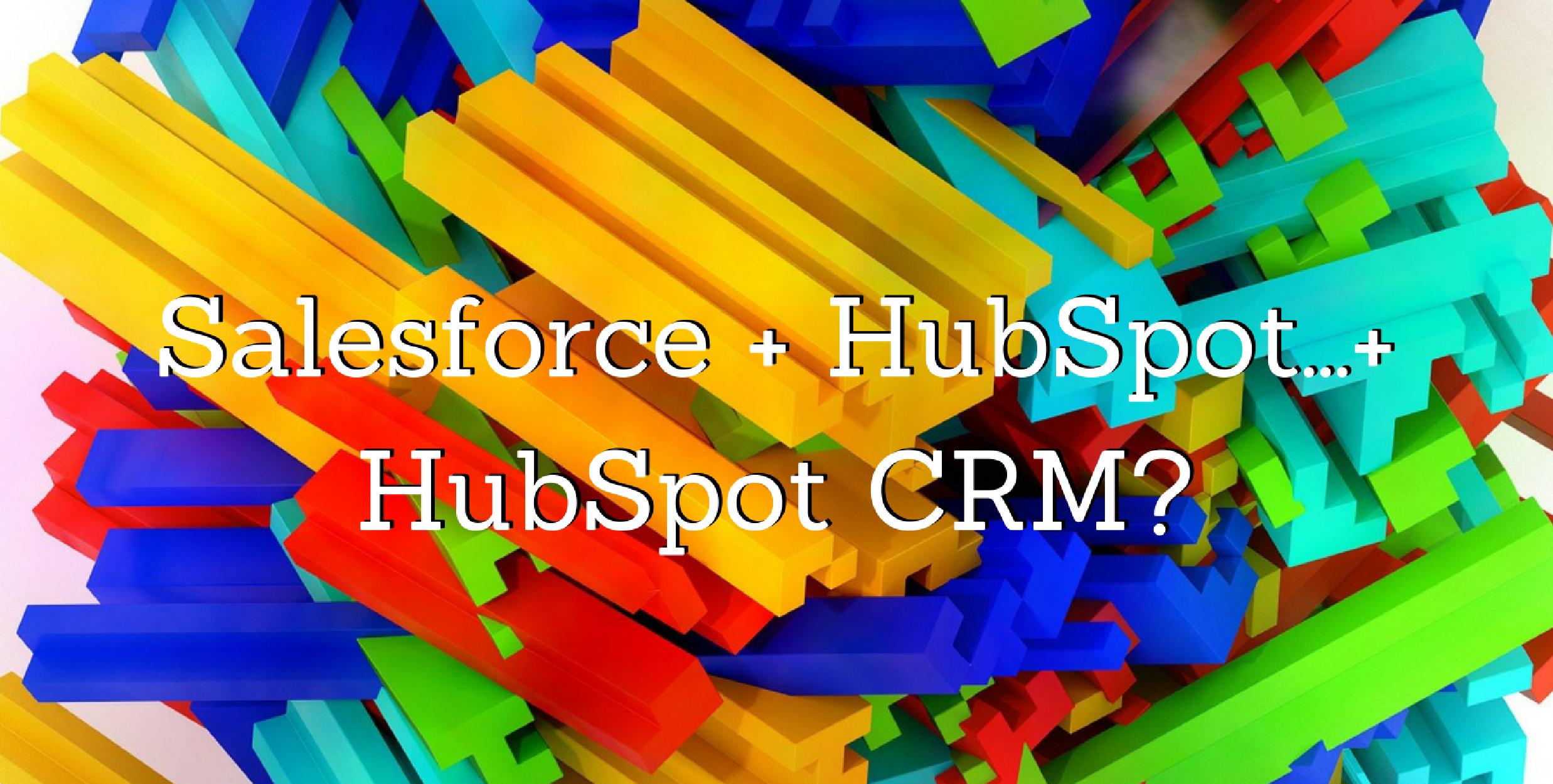 HubSpot CRM - Salesforce integration