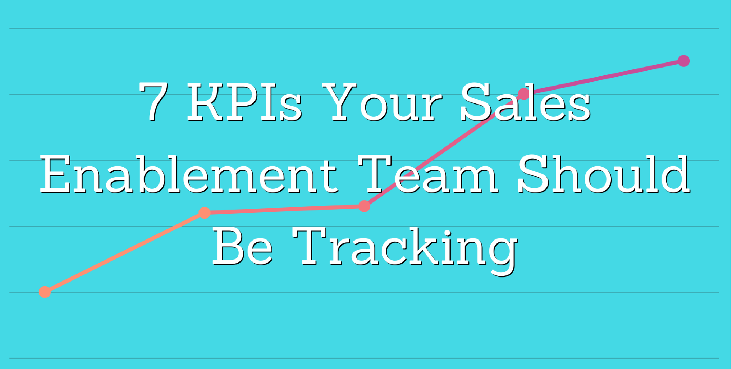 KPIs for Sales Enablement