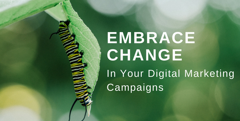 How to Adapt to Change in Digital Marketing Campaigns