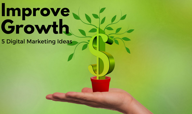 Digital Marketing Strategies to Improve Growth
