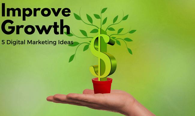 Digital Marketing Strategies to Improve Growth
