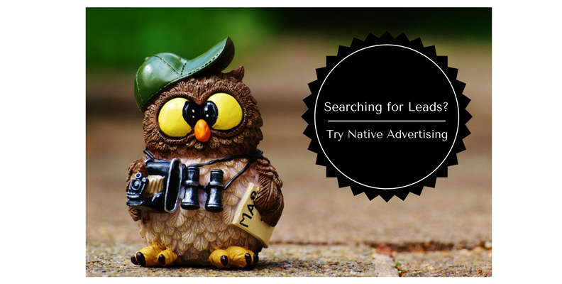 Native Advertising and Your Digital Marketing Strategy