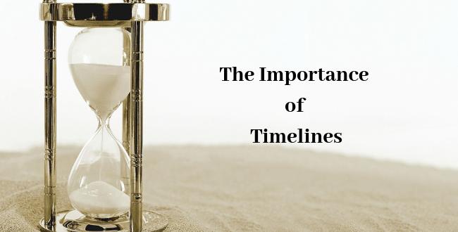 Website Redesign Timeline