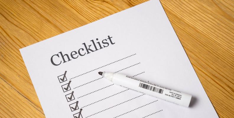 year end digital marketing checklist