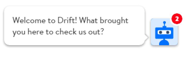 Drift Chatbot