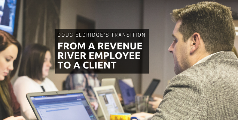 Doug's Transition from Employee to Client
