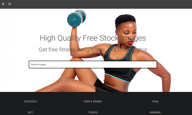 Focus Fitness Stock Images