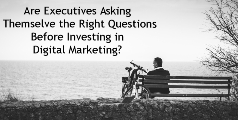 Digital Marketing Questions Executives Should Ask Before Investing In It, Revenue River