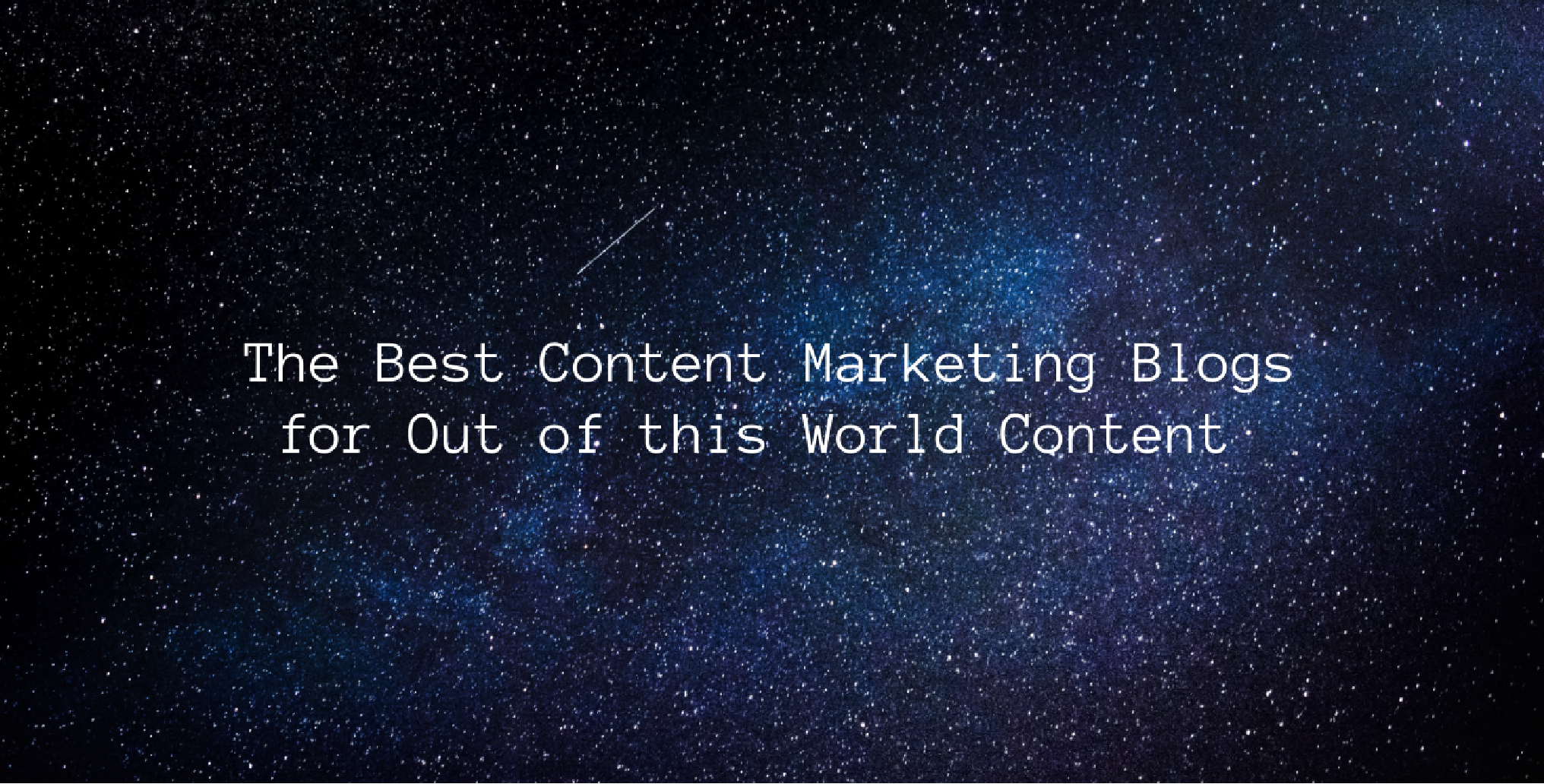 6 Content Marketing and Copywriting Blogs to Bookmark