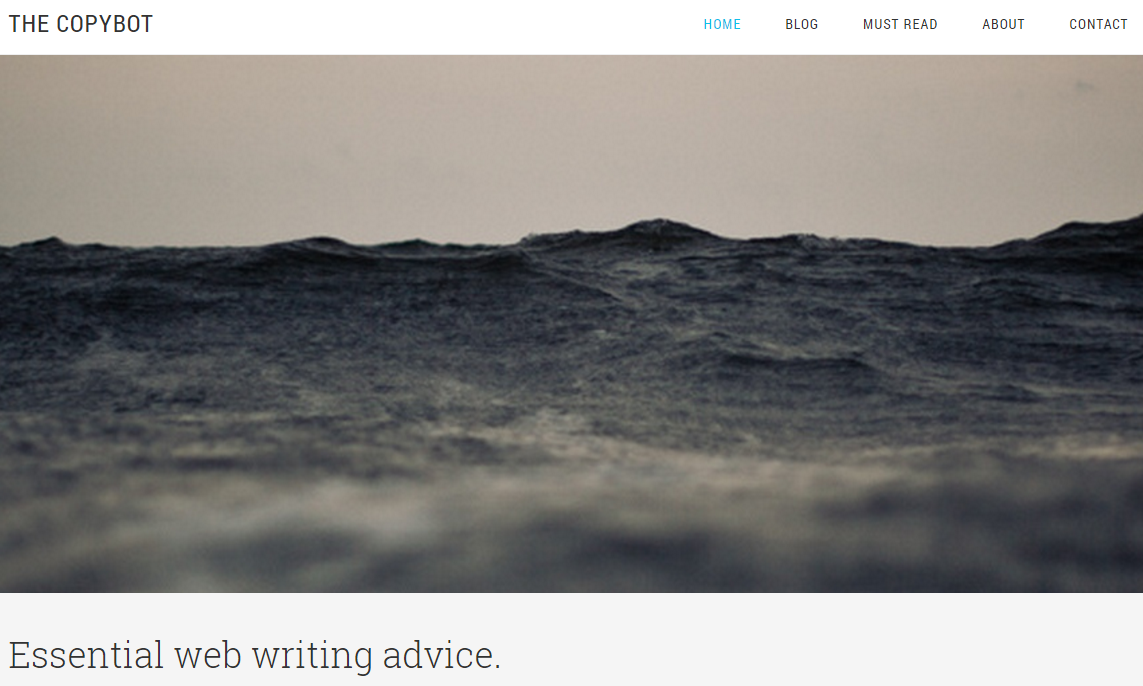 Essential Web Writing Advice (with Content Marketing)