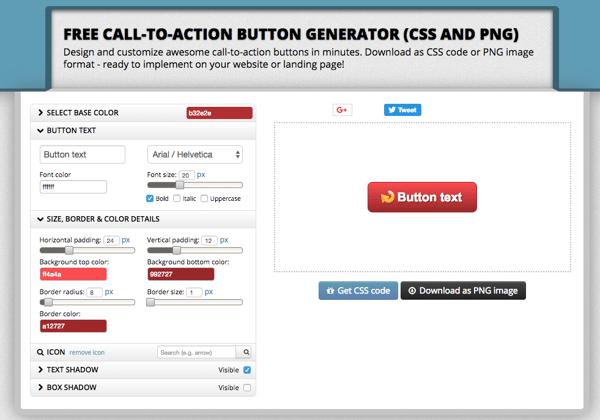 Button optimzer website