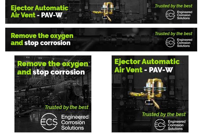 ECS Display Ads