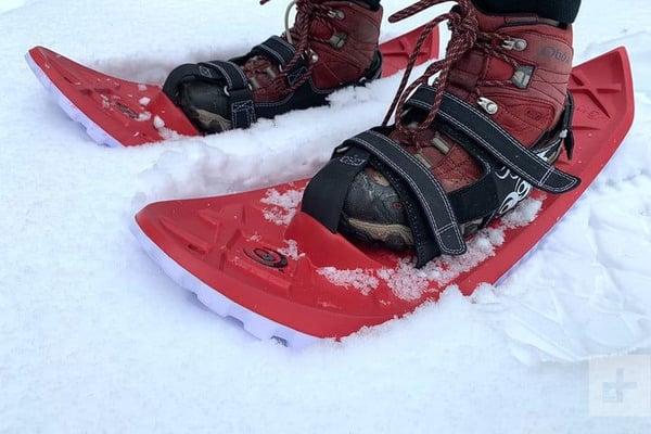 EVA Foam V2 Crescent Moon Snowshoes