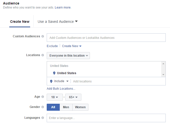 Building your social advertising audience, Revenue River