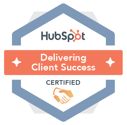 Hubspot Delivering Client Success Certified