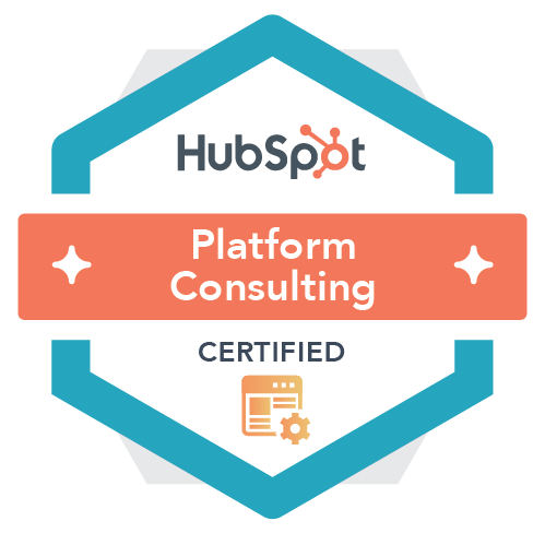 Hubspot Platform Consulting Certified