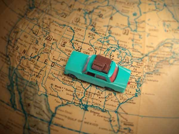 Richard Rothstein loves road trips