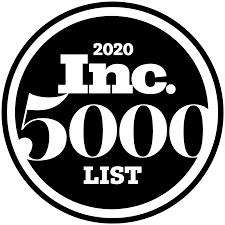 2020 Inc5000 Award Winner