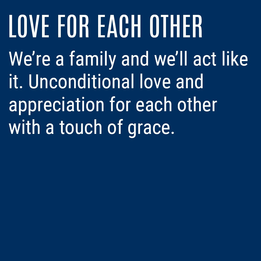 Our Culture Code - Love For Each Other