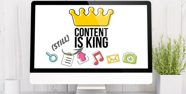 content is still king - revenue river