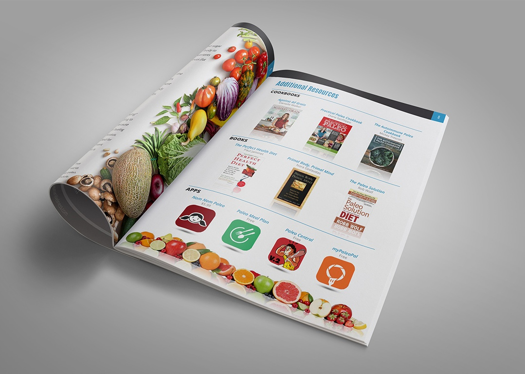 eBook design services