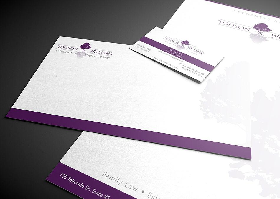 Graphic Design for Stationary Packages