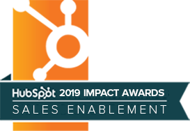2019 Sales Enablement Award