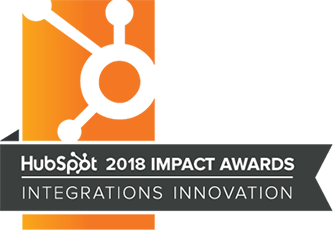 2018 HubSpot Integrations Innovation Award - Revenue River