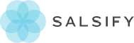 Salsify_Logo_Blue_Flower_Gray_Text-01