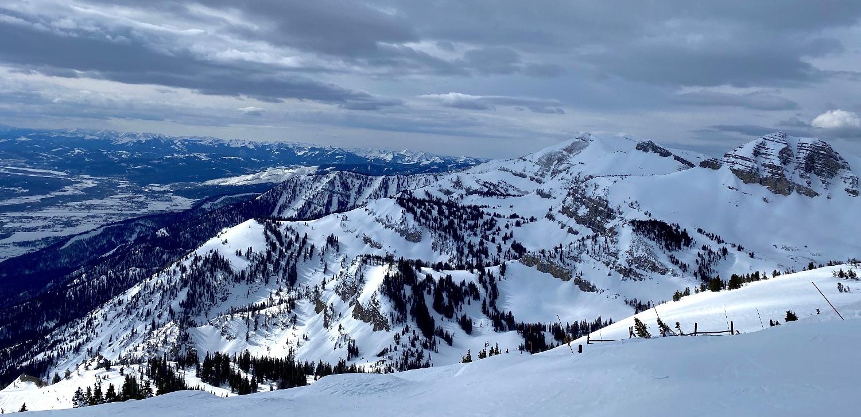 Jessica's Skiing Photo