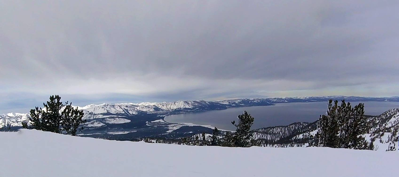 Sergey's Interests -Snowboarding (Tahoe)