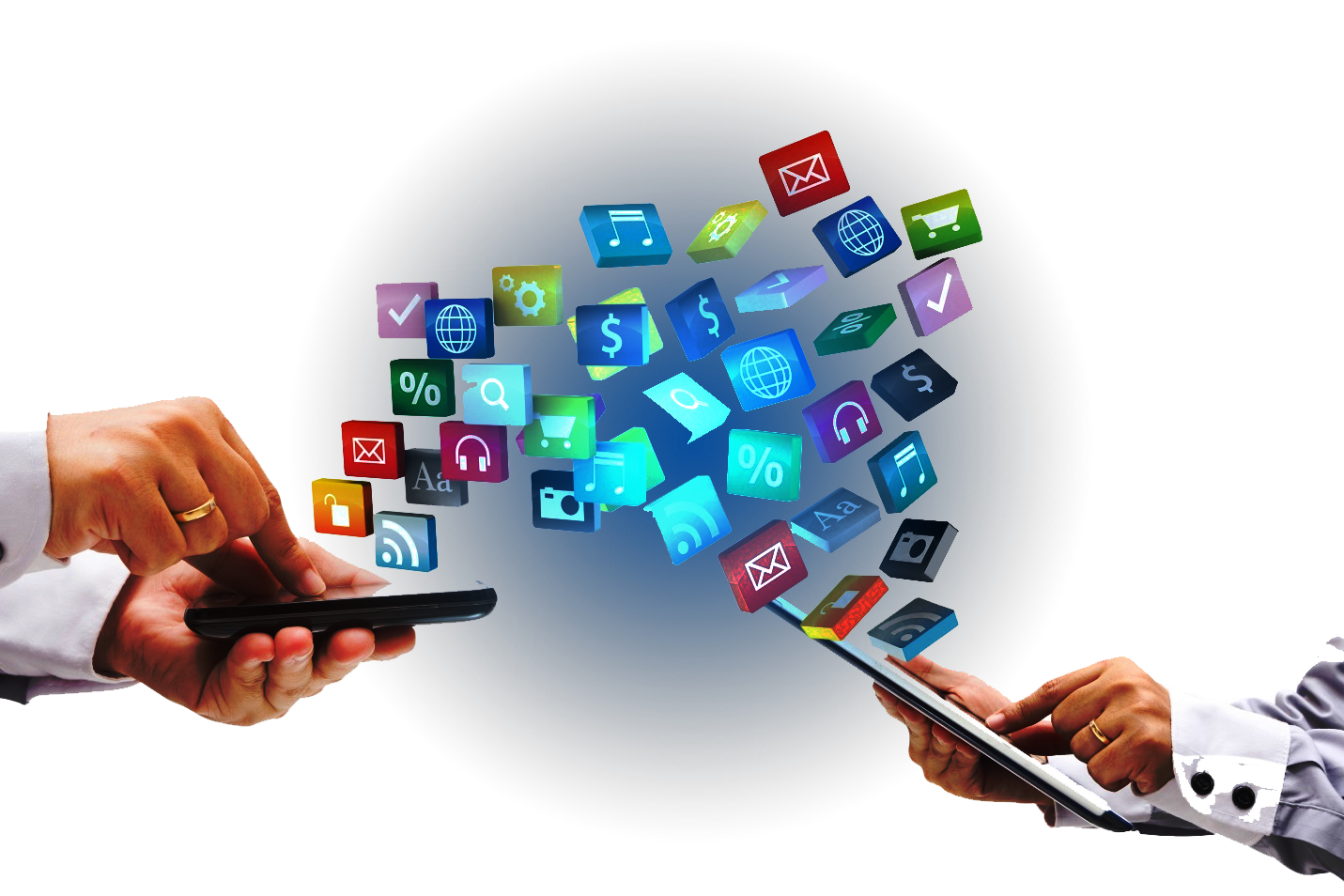 Mobile Marketing apps