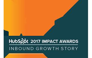 2017 Inbound Growth Award Winner