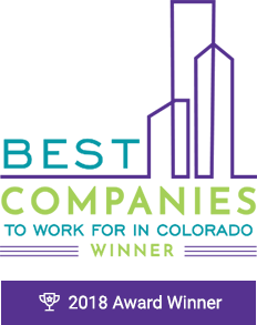 Best Companies to Work For in Colorado 2018 Winner