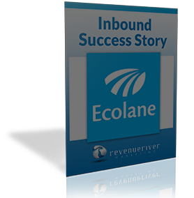 ecolane saas marketing success story