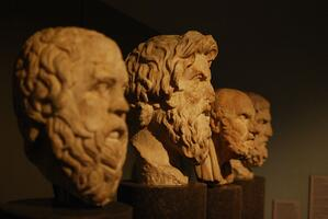 Aristotle And Friends